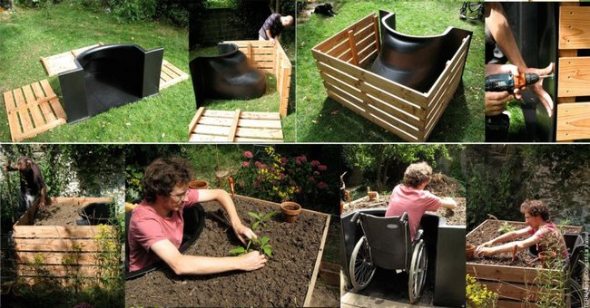 Terraform French Raised bed gardens. www.treehugger.com