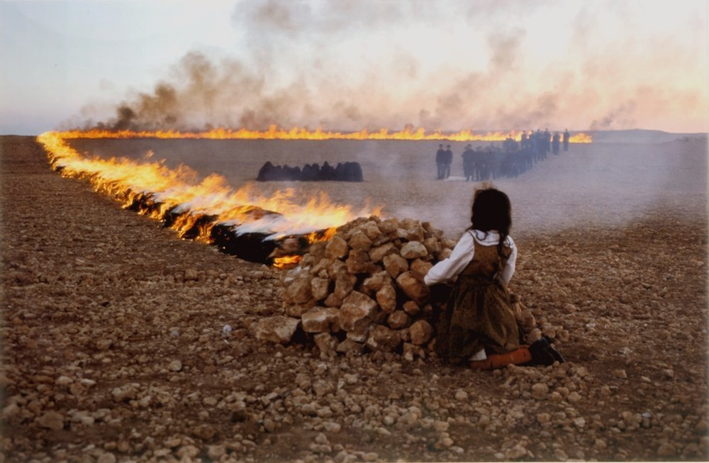 """Passage Shirin Neshat 2001 