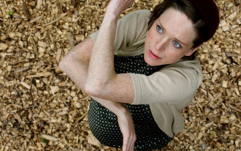 """Out Side In 2015   Ireland   10'04"""" Director: Cathy Coughlan Choreographers: Ailish Claffey, Cathy Coughlan Examining the physical and sociological impact of pregnancy on the female body."""