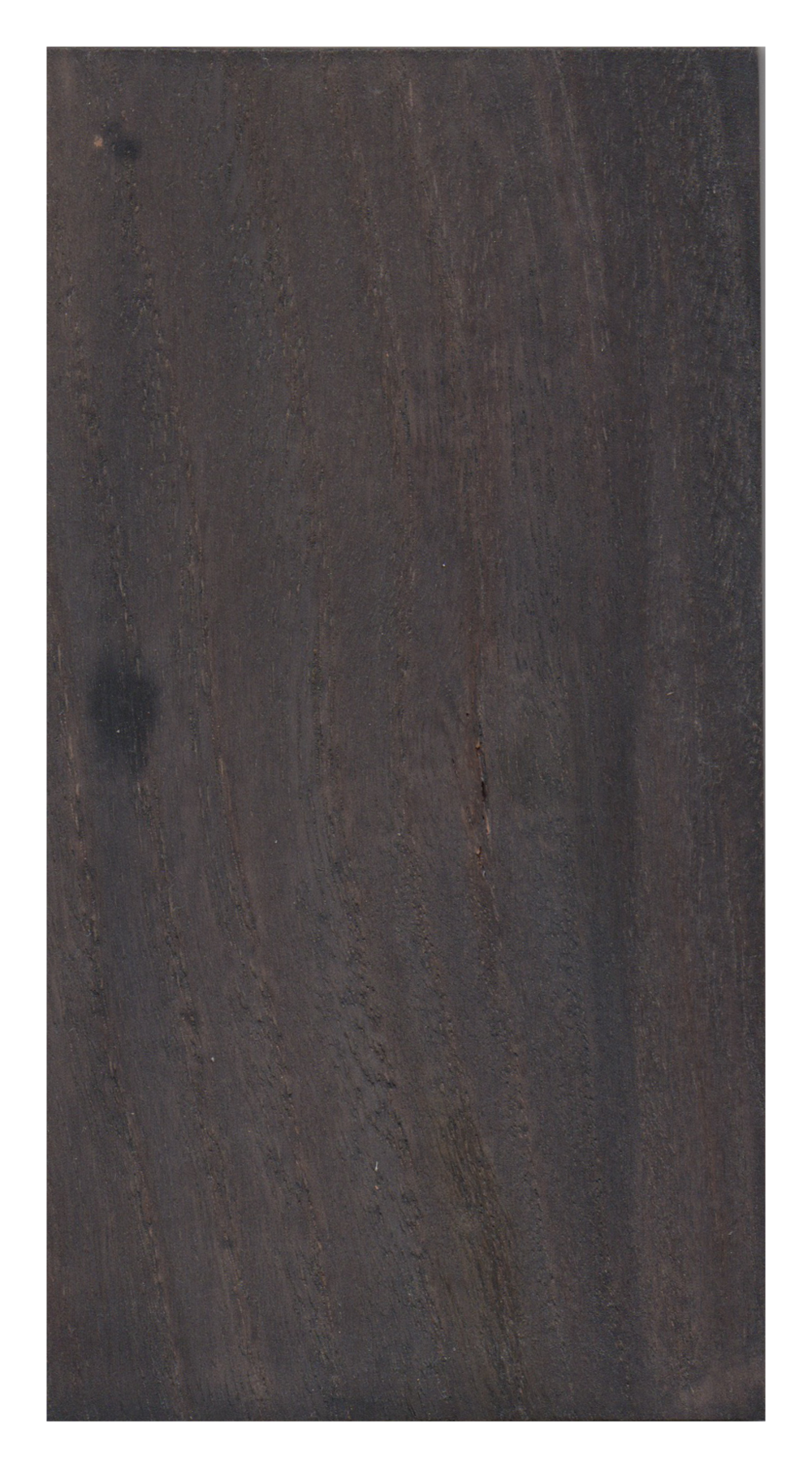 Ebonised chestnut