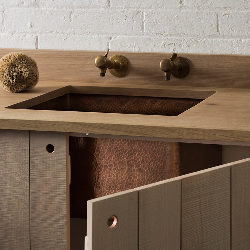 The Sebastian Cox Kitchen for deVOL