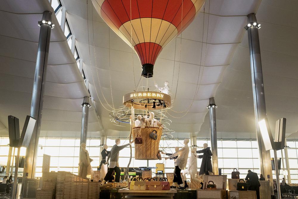 The Burberry Balloon
