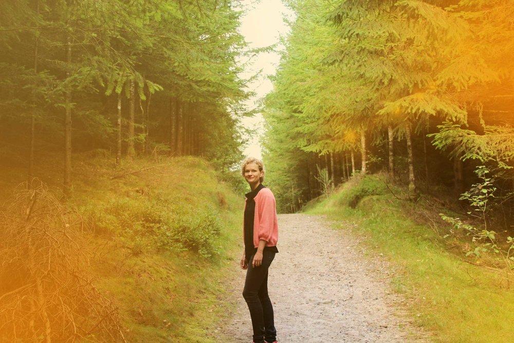 Mette Riishøj Kronholt - det er mig som har Sensitivt Liv