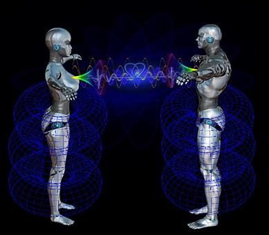 Energi kommunikation - Via vores energifelt kommunikerer vi hele tiden non-verbalt med alt omkring os