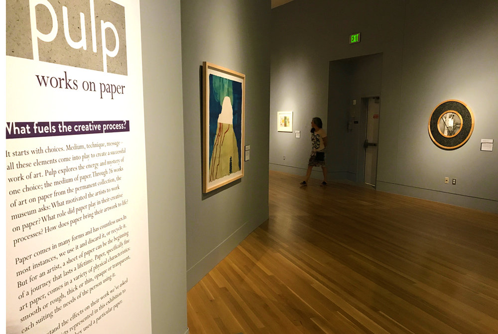 PULP: Works on Paper show at the Indiana State Museum