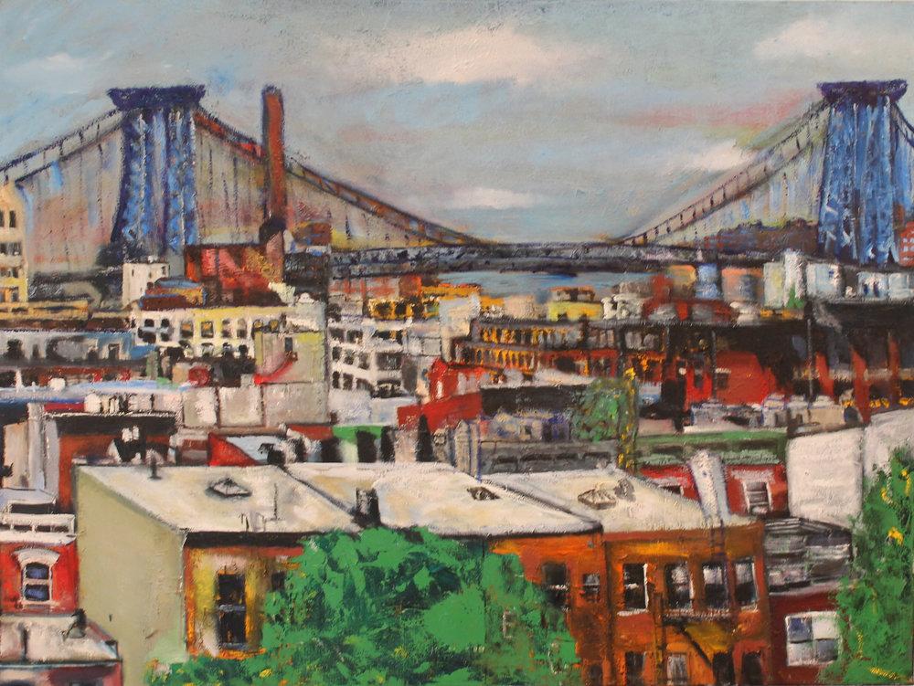 Brooklyn Rooftop (SOLD)