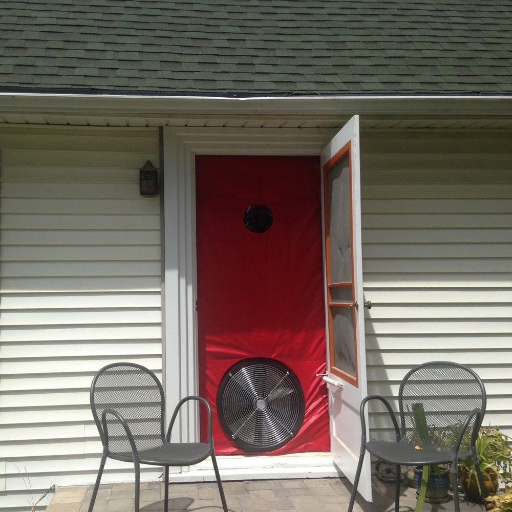 As of February 2016, all new homes and major remodels are required to have a blower-door test performed. This is done to make sure there's no major flaws in the thermal envelope, and to ensure the efficiency of the home.  Michigan Energy Code N1102.4.1.2 of the 2015 Michigan Residential Code book.