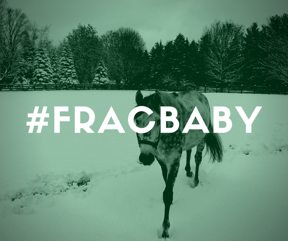 Post a photo of your #FracBaby for a chance to win a 2017 season.