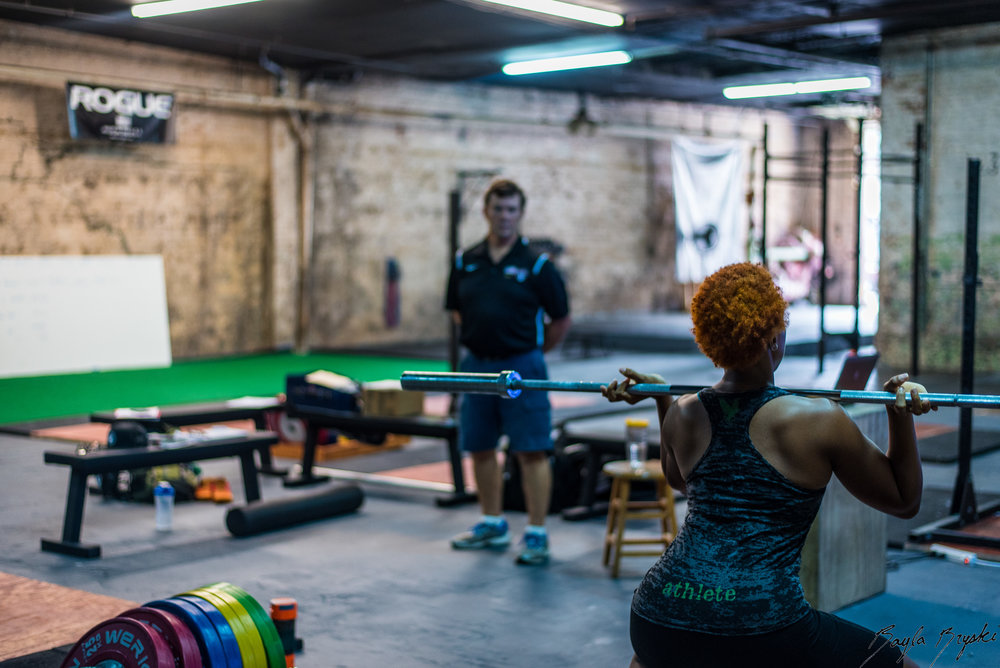 Weightlifting Classes   $100 - 6 Week Cycle  Great membership option for anyone looking to improve their Snatch and Clean and Jerk!  We offer 6 week cycles Tuesday/Thursday mornings.
