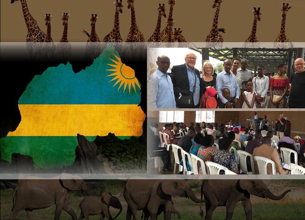 LOVE REVOLUTION IN RWANDA