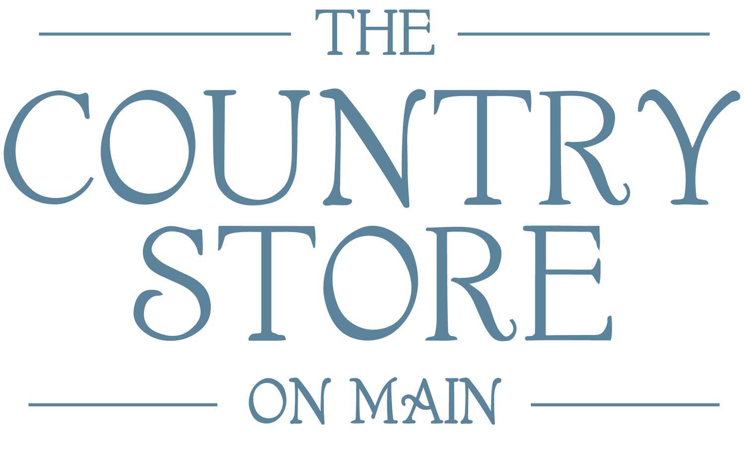 Country Store on Main