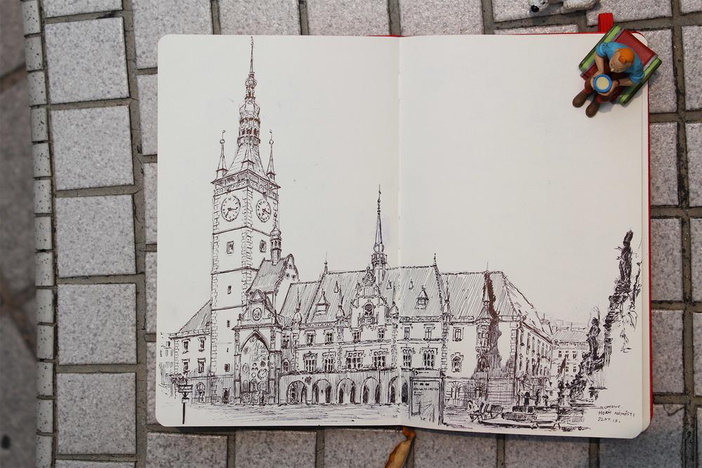Olomoucká Radnice | July 2015