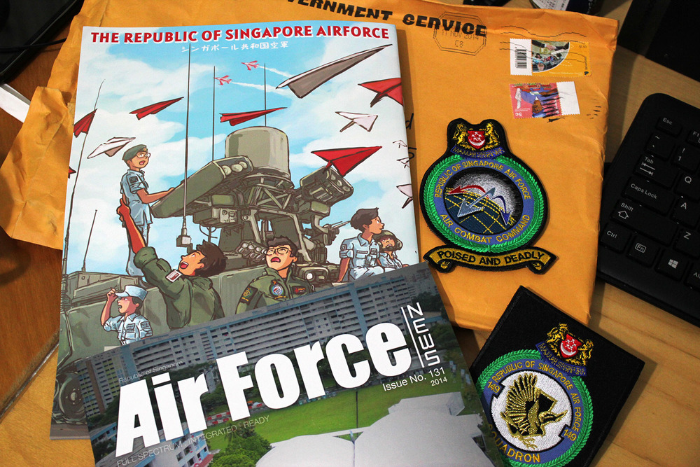 Air Force News Issue No.131 | 2014