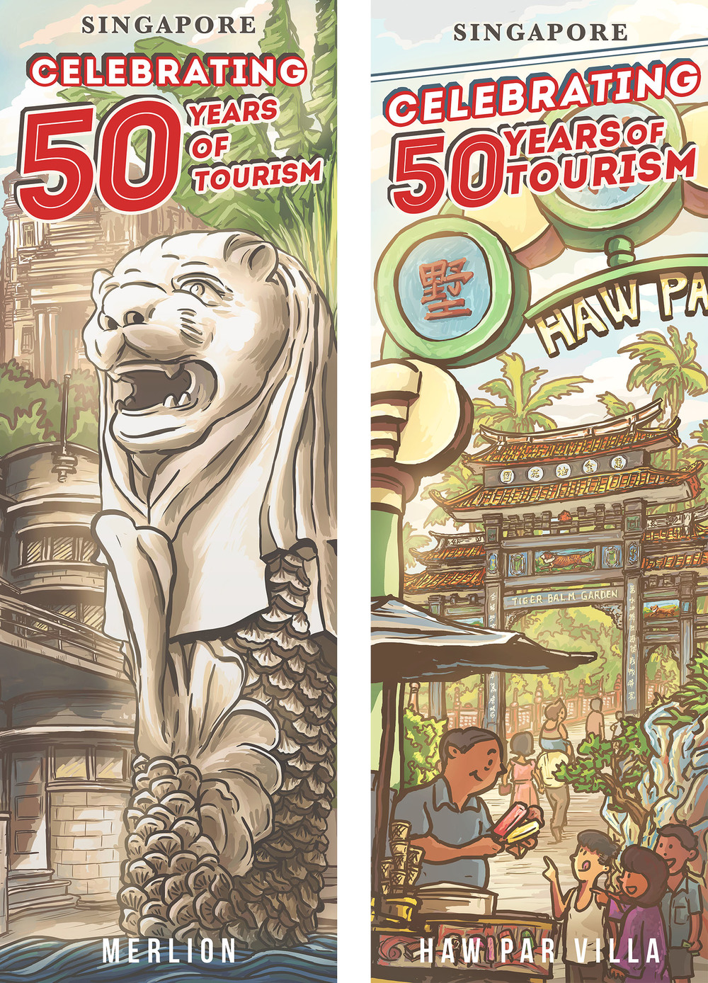 The Tourism 50 Campaign