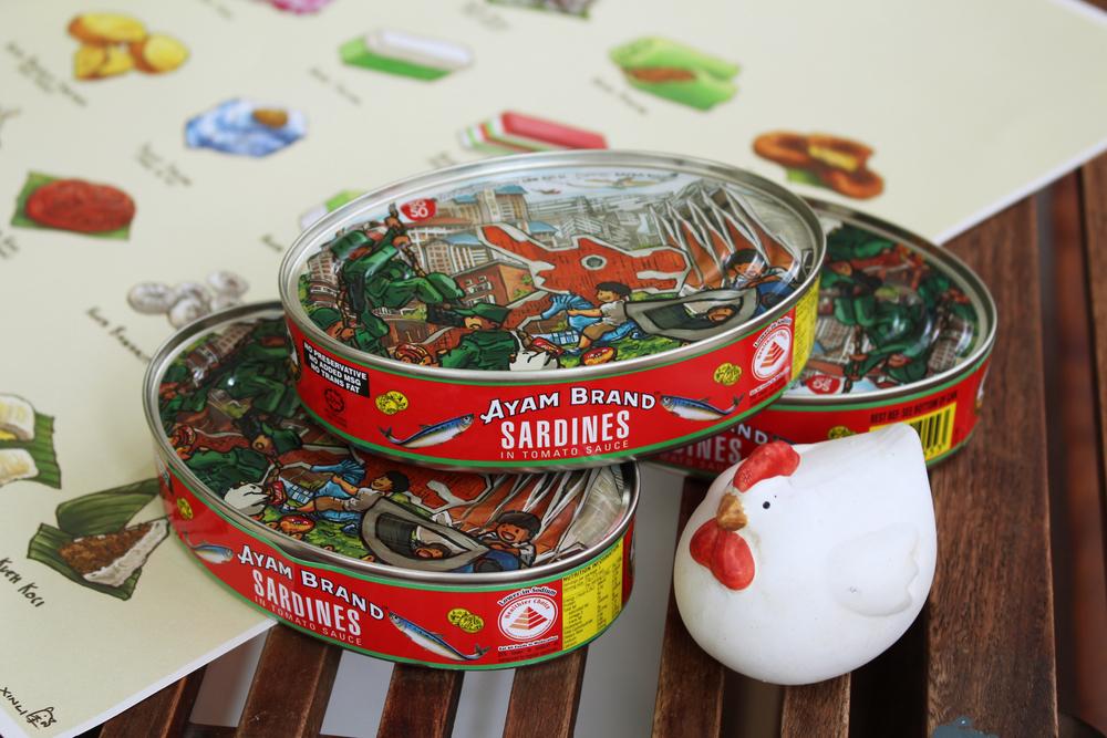 Ayam Brand Celebrates SG50