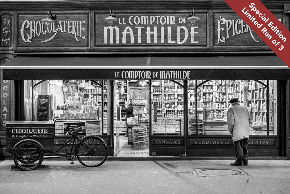 Mathilde - SOLD OUT!