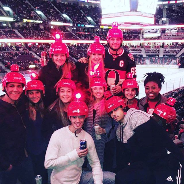 Budweiser lighting up ours lives one beer at a time, thanks to @dantaztique and Budweiser!! # thisbudisforyou #budcrew #bucketsforthewin #ohwhatanight