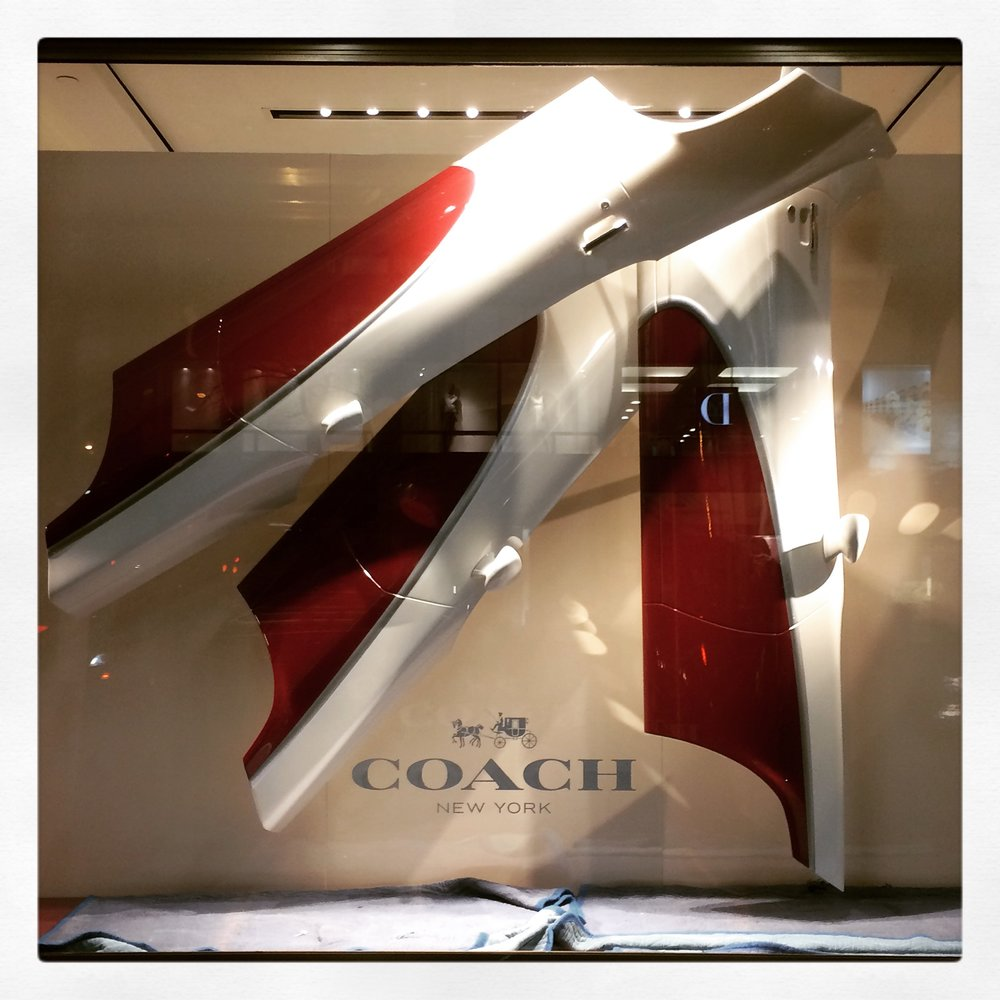 Coach Car Doors