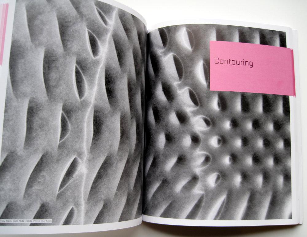 Tool Hide CNC Texture