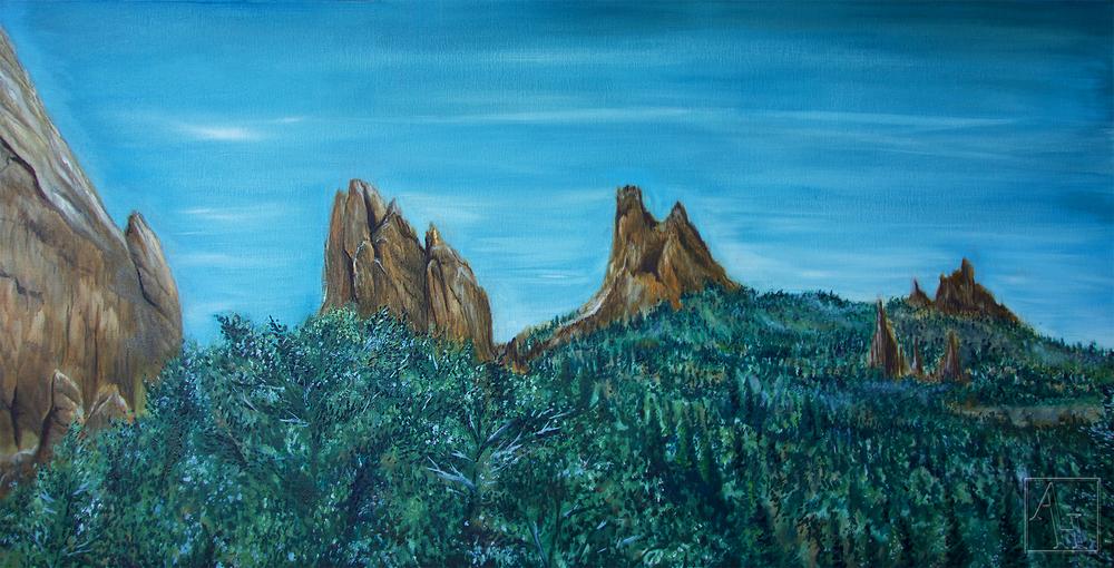 Rock Peaks