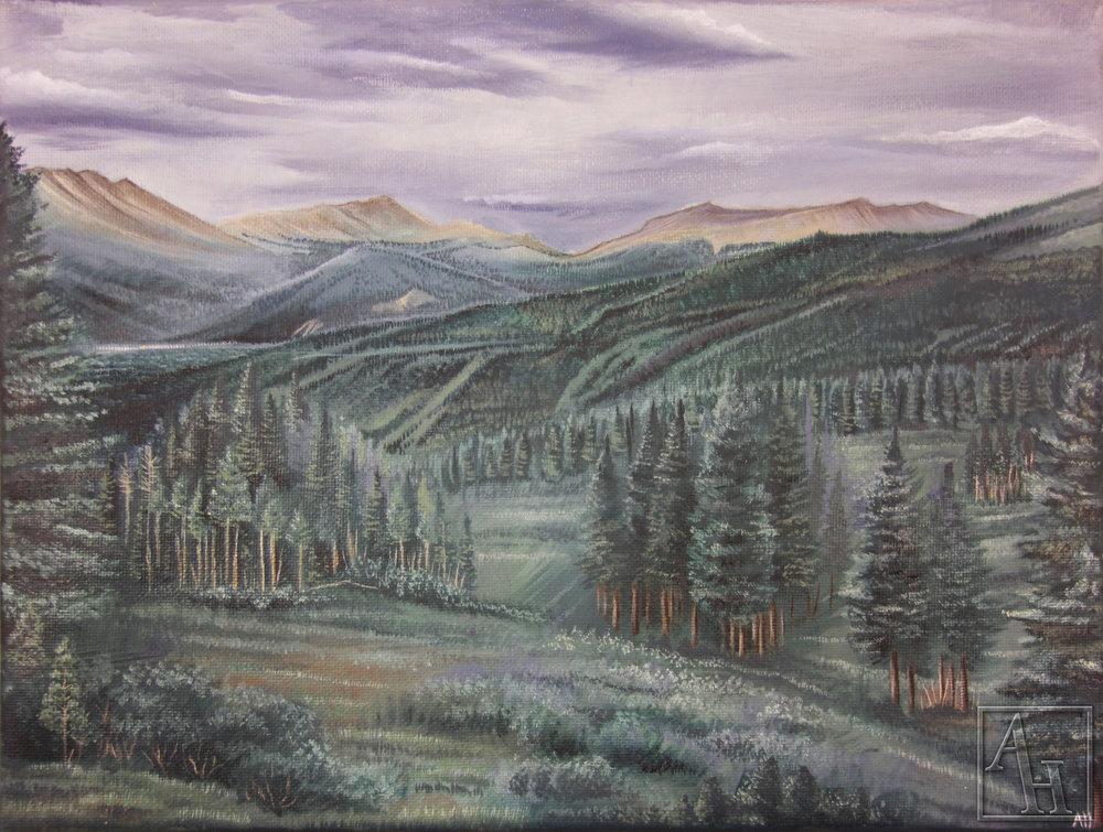 Breckenridge Hike