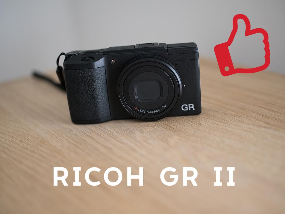 Ricoh GR II, la liberté au bout des doigts — Culture Photo ...