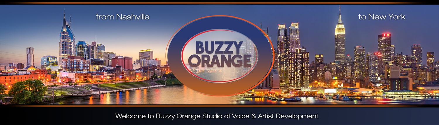 Buzzy Orange Studio of Voice and Artist Development