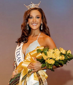 karen blair, miss texas 2009