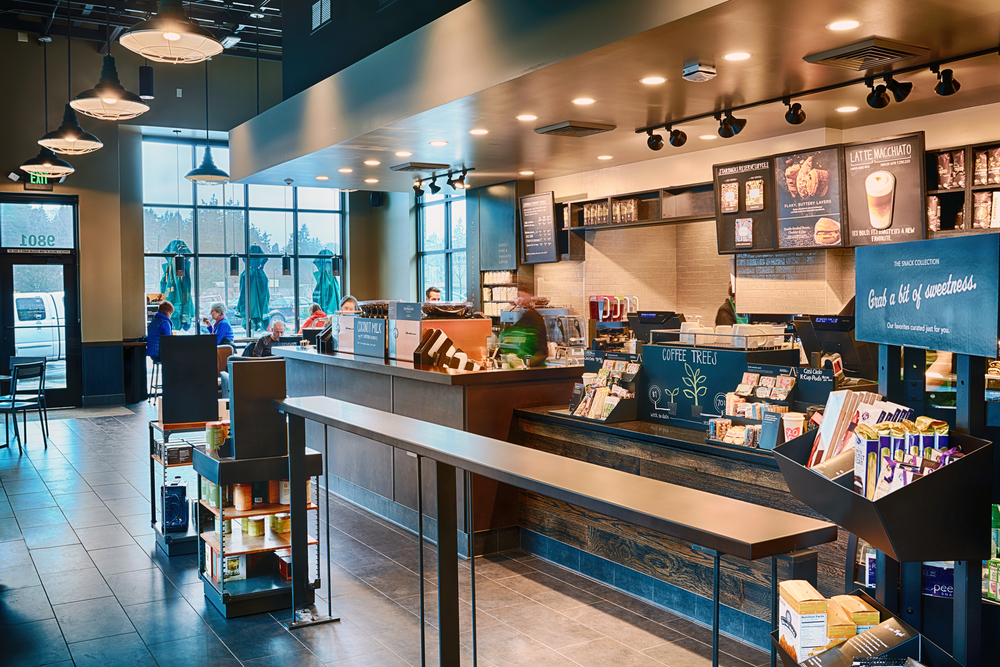 Starbucks - Edmonds, WA