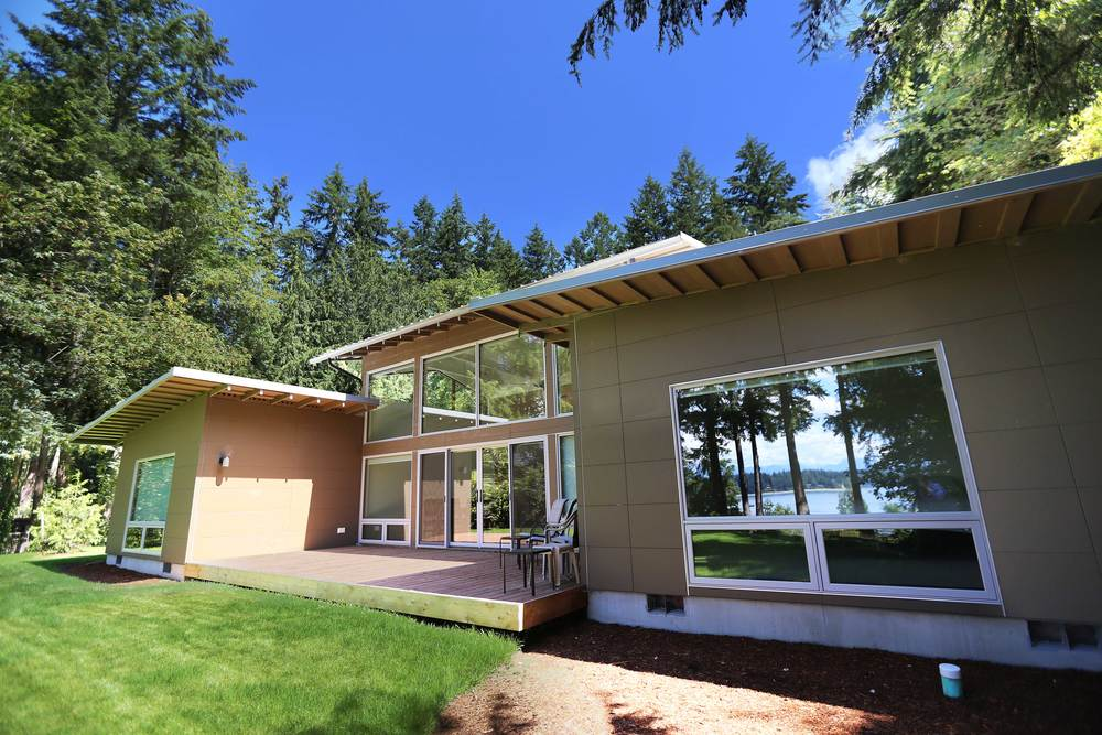 Custom Home - Bainbridge Island, WA