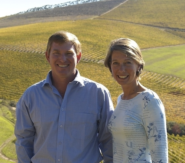 Gary and Kathy Jordan, Jordan Wine Estates