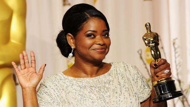 dOROTHY VAUGHAN- oCTAVIA SPENCER