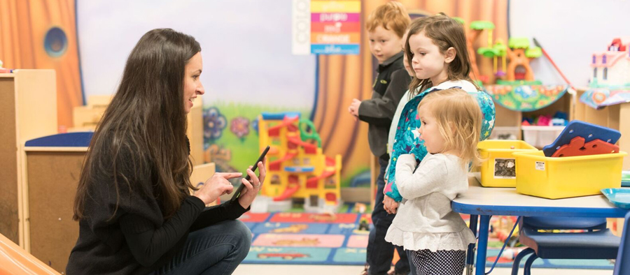 Smartcare Parent Communication