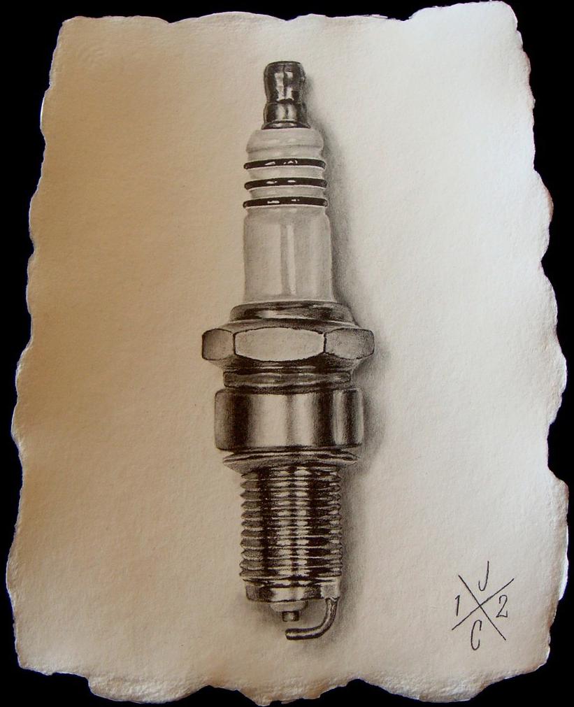 Spark Plug #1