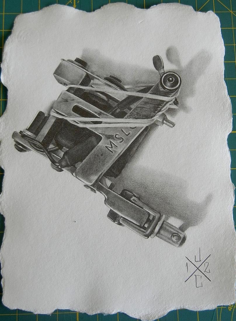 Tattoo Machine #1