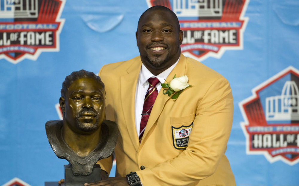 Warren Sapp - HOF Defensive Tackle and TV Personality