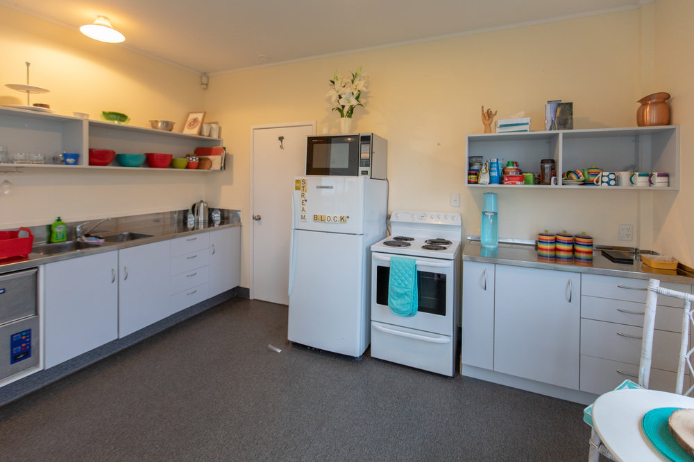 The Lake House - Fully Equipped Kitchen