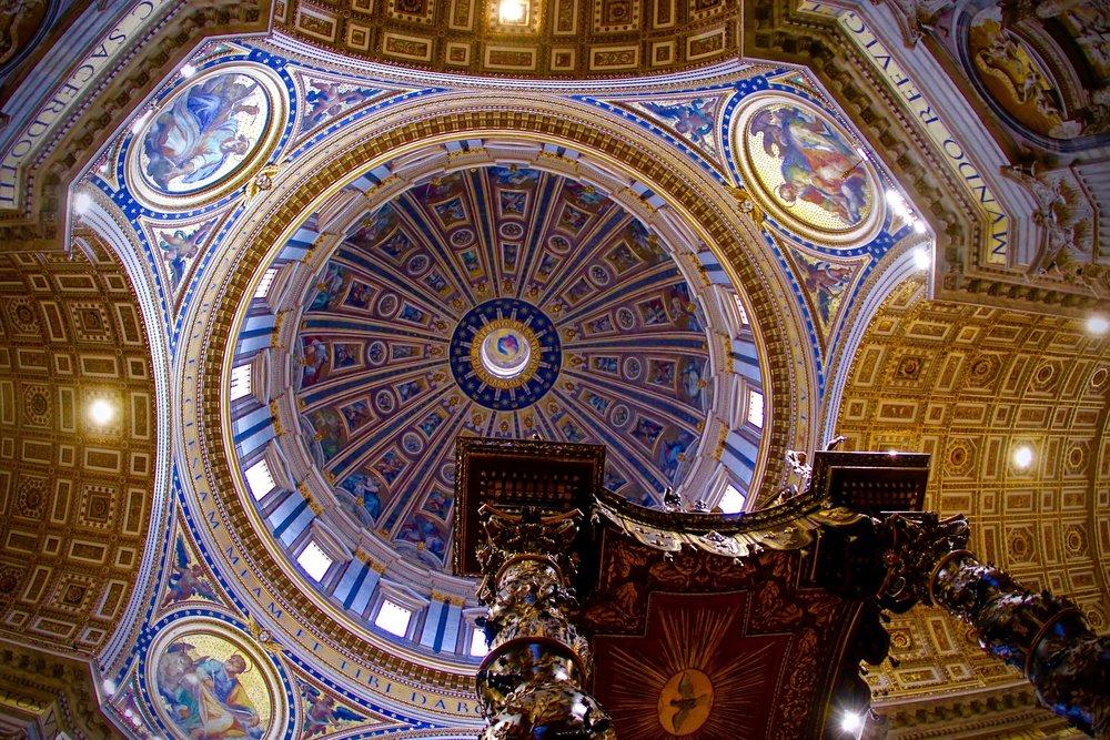 High Mass at St. Peter's