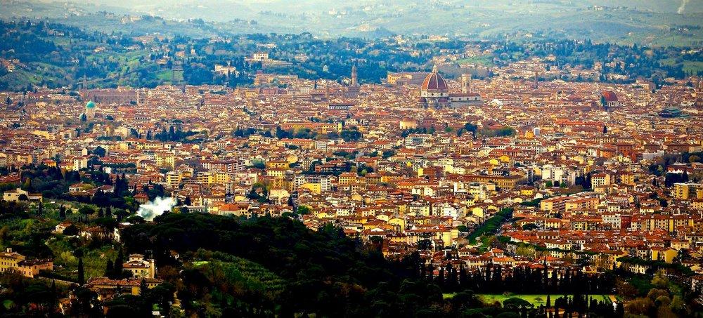 Florence visit & concert