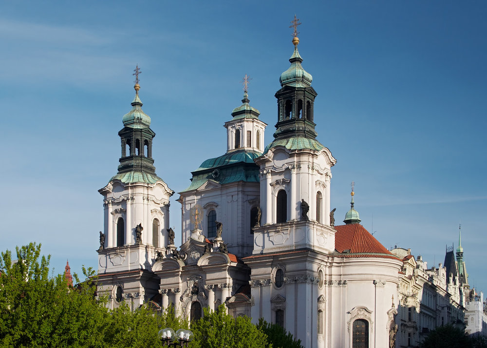 SiNG iN PRAGUE: St. Nicholas Church
