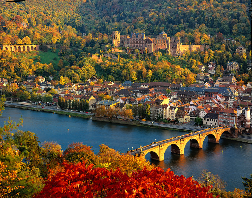 iN HEIDELBERG: Fall Colors & Fall Fest