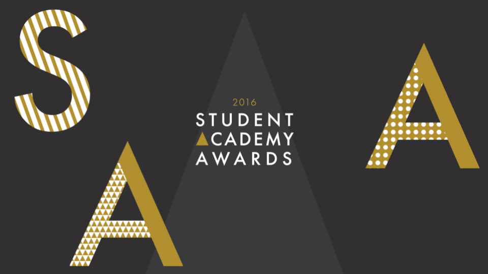 "Congratulations to our new Student Academy Awards finalists! See the full list below. Keep checking back to Oscars.org to find out the winners and get more information about our awards ceremony on September 22, 2016.   Animation   Pengpeng Du, ""Cage,"" Pratt Institute Aemilia Widodo, ""Last Shot,""  Ringling College of Art and Design Alicja Jasina, ""Once Upon a Line,""  USC Bob Yong and Kang Yung Ho, ""The Controller,""  Ringling College of Art and Design Carter Boyce, ""Die Flucht (""The Escape""), DePaul University Hannah Roman, ""The Moon is Essentially Gray,""  School of Visual Arts Echo Wu, ""The Wishgranter,"" Ringling College of Art and Design   Alternative   David Henry Gerson, ""All These Voices,"" AFI   Yvonne Ng, ""Cloud Kumo,""  City College of New York Kevin Rios, ""Made of Sugar,""  NYU Scott Thompson, ""Nova Initia,"" Art Institute of Colorado Johnny Coffeen, ""The Swan Girl,""  Maharishi University of Management   Documentary   Daphne Matziaraki, ""4.1 Miles,"" UC Berkeley Rongfei Guo, ""Fairy Tales,"" NYU Elise Conklin, ""FROM FLINT: Voices from a Poisoned City,""  Michigan State University Ceylan Carhoglu and Nicole Jordan-Webber, ""Gardeners of the Forest,""  Chapman University Caroline Cuny and Bryan Campbell, ""Looking for Trouble,""  Wake Forest University Max Good, ""The Assassin and Mrs. Paine,"" Stanford University Melina Tupa, ""The Search,""  UC Berkeley   Narrative   Shahnawaz Zali, ""100 Steps,""  Northwestern University Halima Lucas, ""Amelia's Closet,"" USC  Williams Naranjo, ""A New Civilization,"" NYU Brian Robau, ""It's Just a Gun,"" Chapman University Chloe Aktas, ""Mutt,"" NYU  Jimmy Keyrouz, ""Nocturne in Black,""  Columbia University Brenna Malloy, ""Rocket,""  Chapman University   Foreign Narrative   Hajni Kis, ""Beautiful Figure,"" University of Theatre and Film Arts, Budapest (Hungary) Judita Gamulin, ""Flowers,"" Academy of Dramatic Art, University of Zagreb (Croatia) Alexander Turpin, ""Generation Mars,"" Norwegian Film School (Norway) Alex Schaad, ""Invention of Trust,"" University of Television and Film Munich (Germany) Ondrej Hudecek, ""Peacock,"" Film and TV School of the Academy of Performing Arts in Prague (Czech Republic) Klara Kochanska,""Tenants,"" The Polish National Film Television and Theatre School (Poland) Felix Ahrens, ""Where the Woods End,"" Filmuniversity Babelsberg KONRAD WOLF (Germany)   Foreign Animation   Ahmad Saleh, ""Ayny - My Second Eye,"" Academy of Media Arts Cologne (Germany) Steve Bache and Mahyar Goudarzi, ""Eye for an Eye,""  Film Academy Baden-Württemberg-(Germany) Arisbek Nuhan, ""I Come From Prairie,"" Beijing Film Academy (China)   Foreign Documentary   Johannes Östergård, ""Tarfala,"" University of Television and Film Munich (Germany) Maya Sarfaty, ""The Most Beautiful Woman,"" The Steve Tisch School of Film and Television at Tel Aviv University (Israel) Tamar Kay, ""The Mute's House,"" The Jerusalem Sam Spiegel Film School (Israel)"