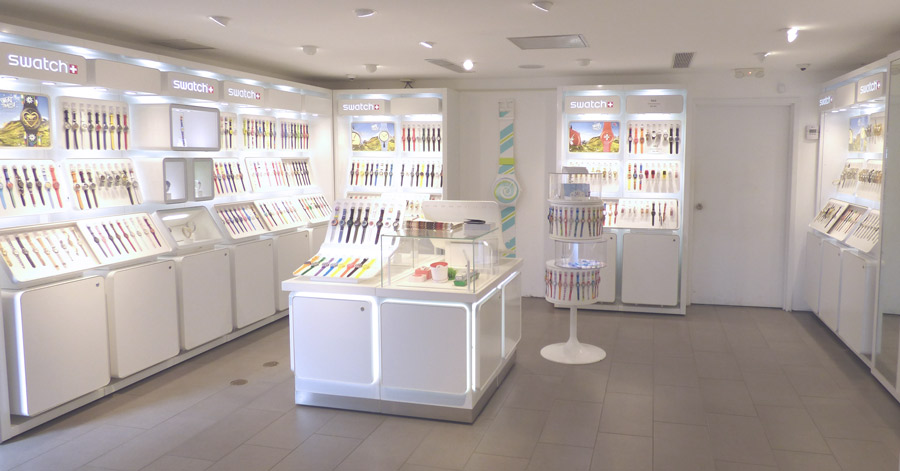 Swatch Boutique
