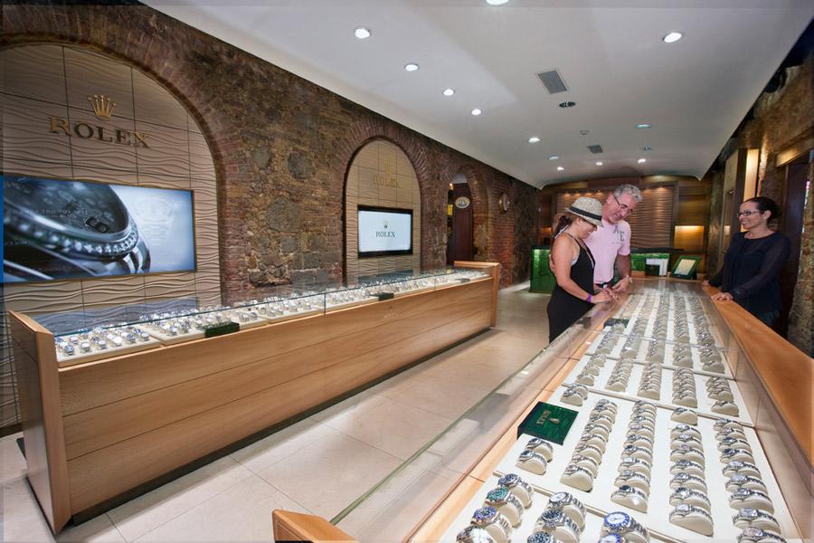 Rolex Boutique