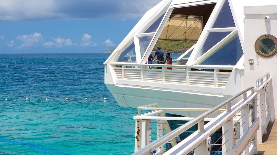 7. Coral World Ocean Park