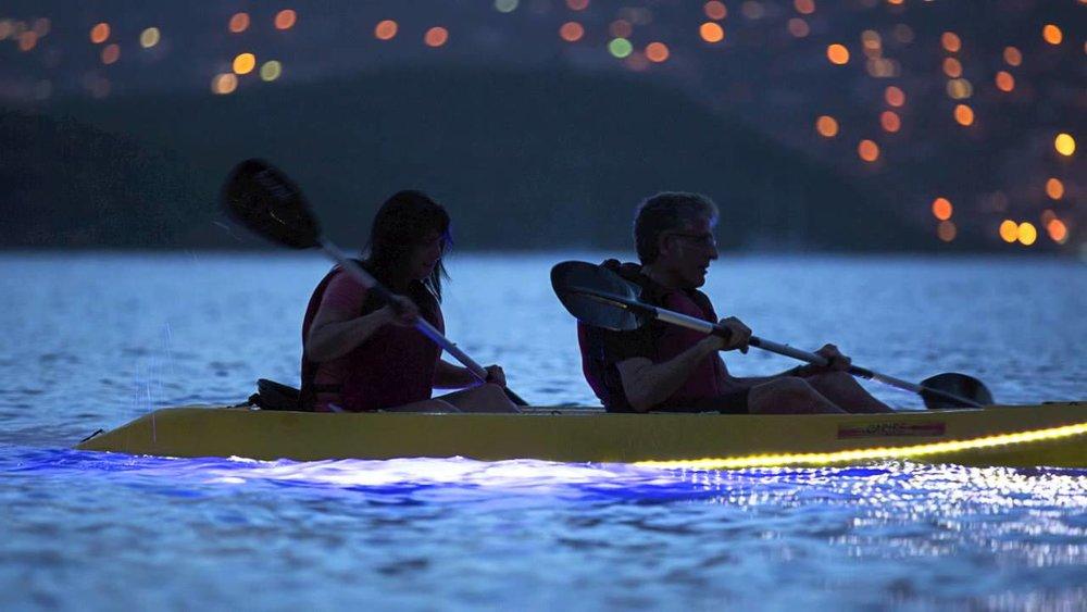 2. Night Kayak Tour