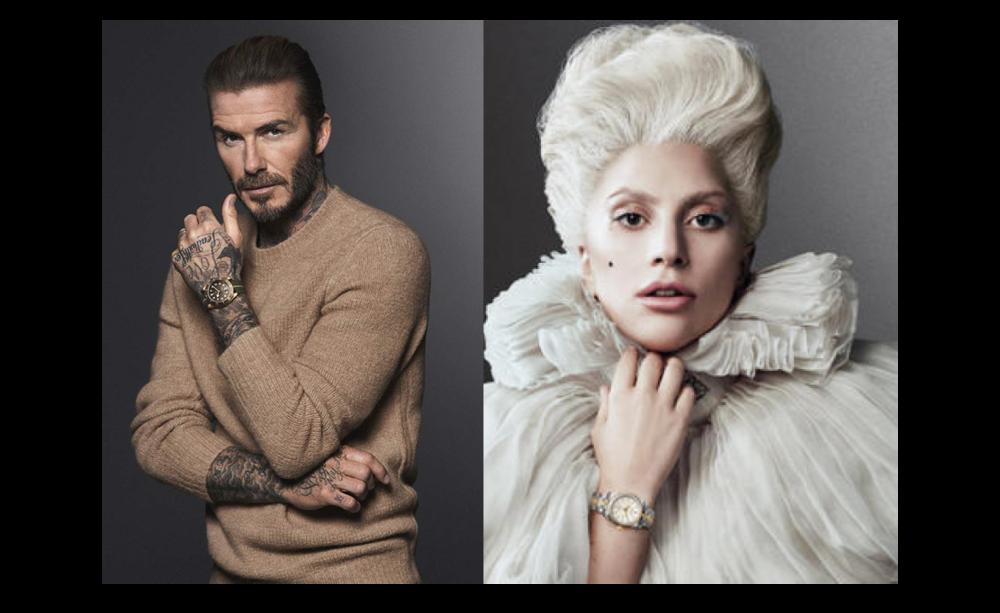 Lady-Gaga-David-Beckham-tudor-watch