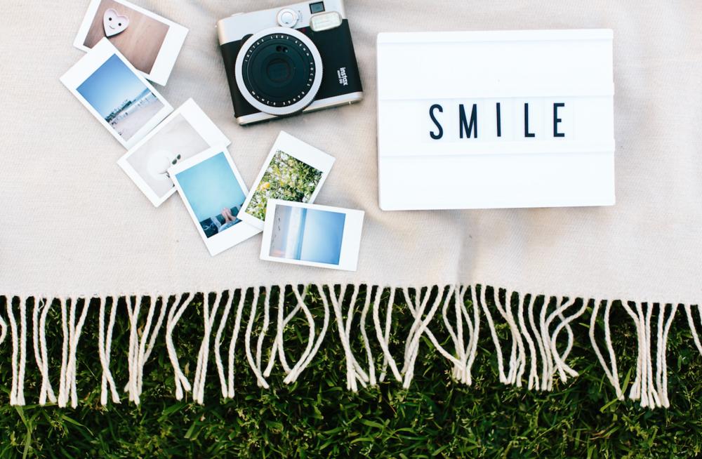 Ignore more, smile more!