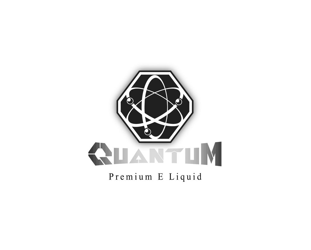 Quantum The previous Quantum mark and lockup needed a more modern update. We cleaned up the atom and modernized the font for a fresh look an feel.