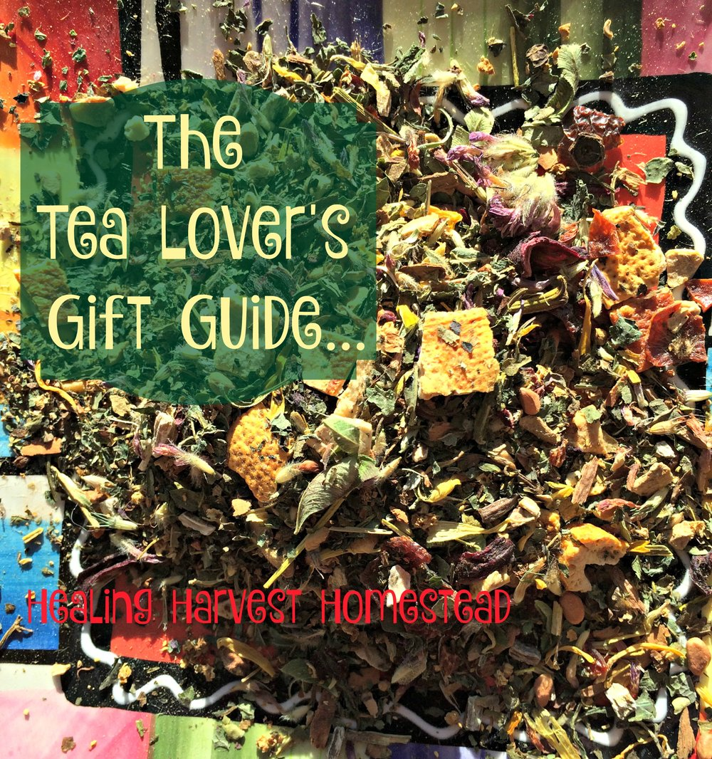 One of my tea blends....it's so fun blending and making herbal tea! Good for you and delicious at the same time?!  What a great combo!